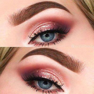 10 Natural Summer Eye Makeup Trends & Ideas For Girls & Women 10 Natural Summer Eye Makeup Trends & Ideas For Girls & Women – Das schönste Make-up