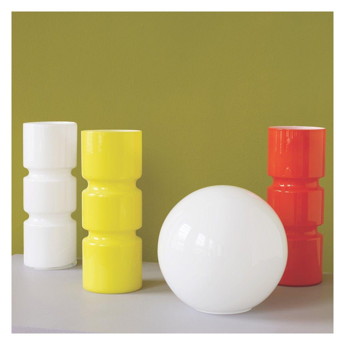 FITZ Orange glass table lamp   Buy now