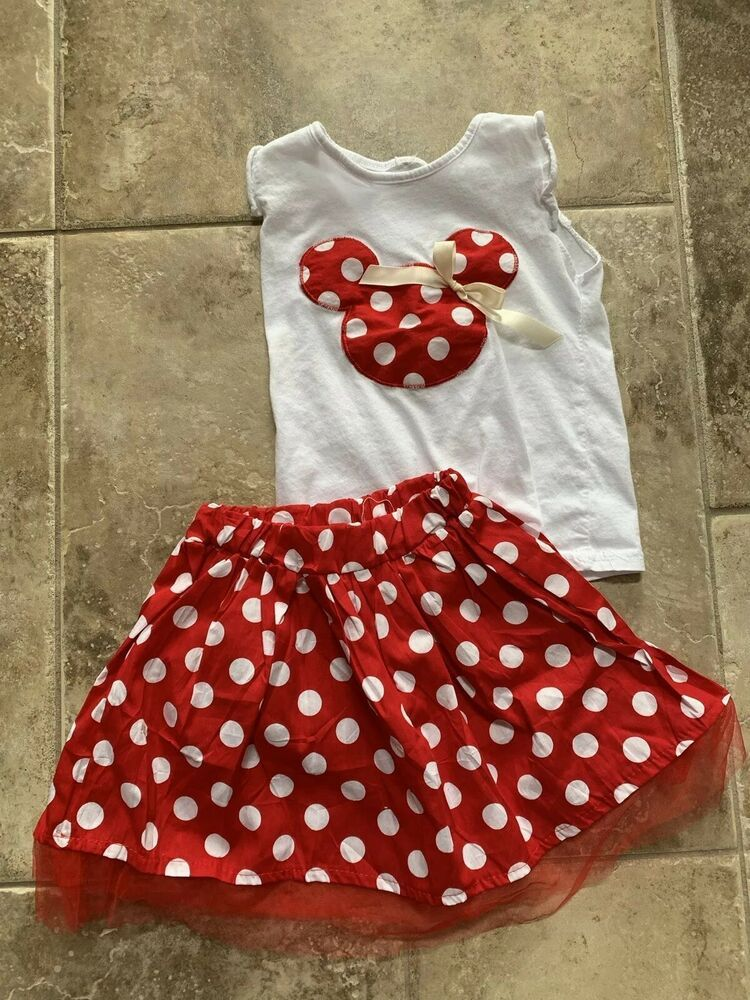 5060360d8 Mia Belle Girl s Boutique Minnie Mouse 2pc Skirt Set  fashion  clothing   shoes  accessories  babytoddlerclothing  girlsclothingnewborn5t (ebay link)