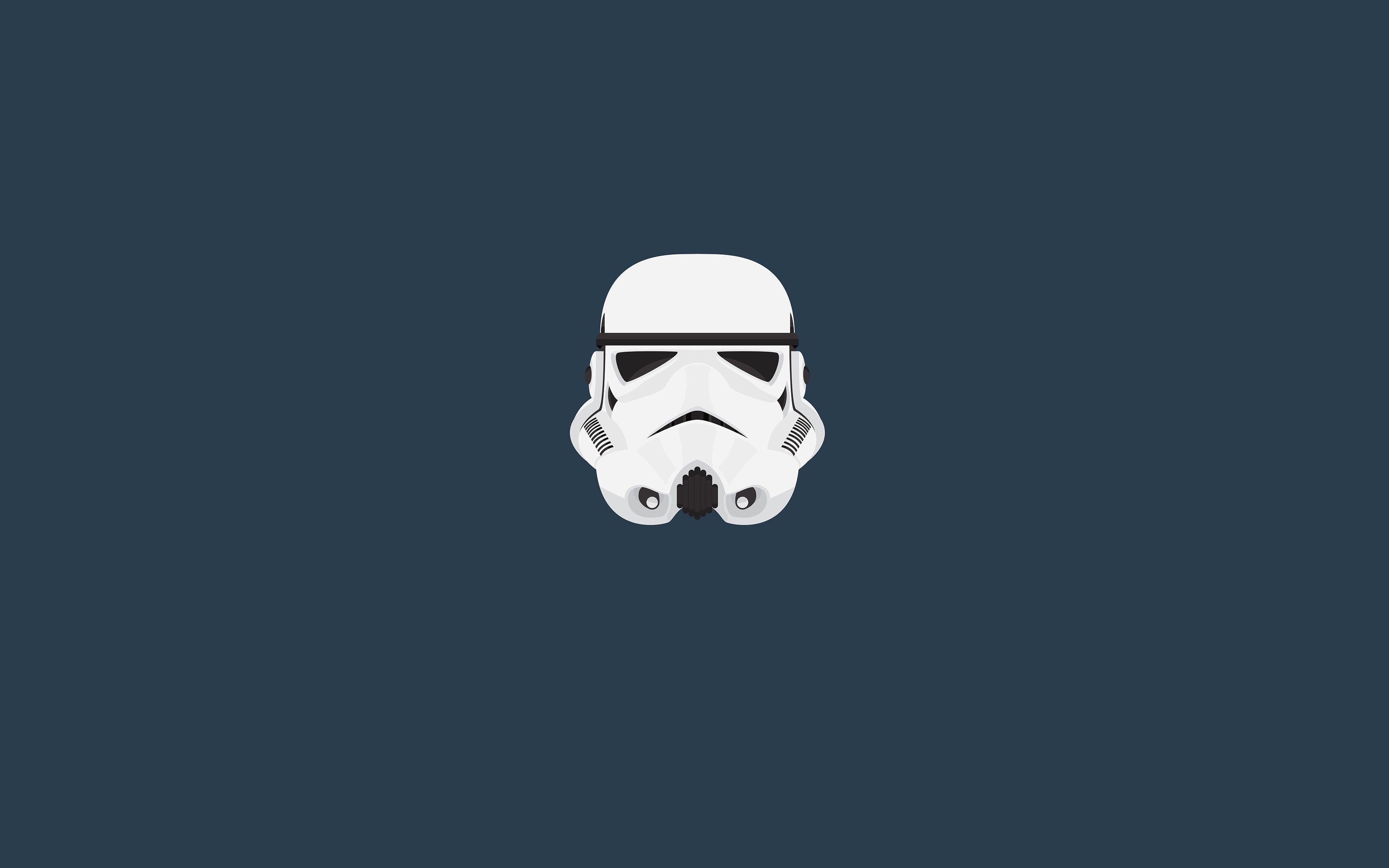Stormtrooper Star Wars Minimalism Helmet Wallpaper Minimalist Wallpaper Hd Wallpaper Star Wars