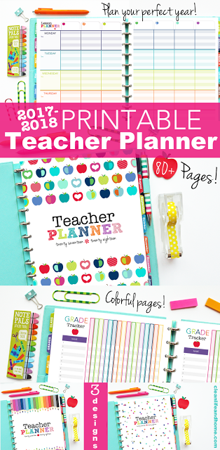 Printable Teacher Planner Lesson Planner Class Roster Birthdays
