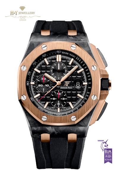 c704f77330d Audemars Piguet Royal Oak Offshore Chronograph   QE II CUP 2016   Rose gold  - ref 26406FR.OO.A002CA.01