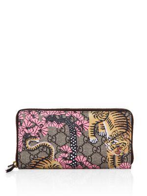 f0e578cc93f GUCCI Gucci Bengal Zip-Around Wallet.  gucci  wallet