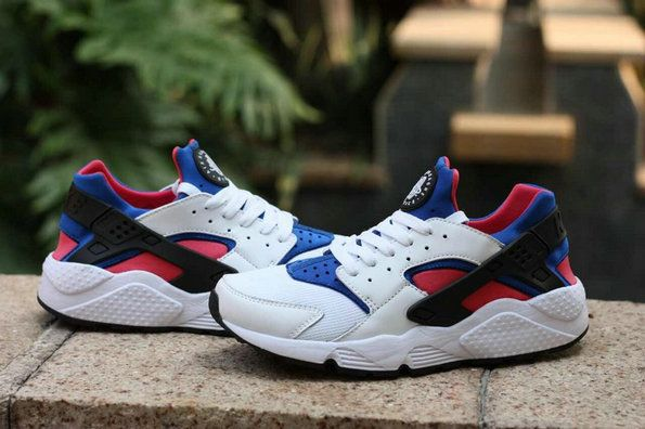 check out d6430 ba0be Free Shipping Only 69  WMNS Nike Air Huarache White Game Royal Dynamic Pink  Red