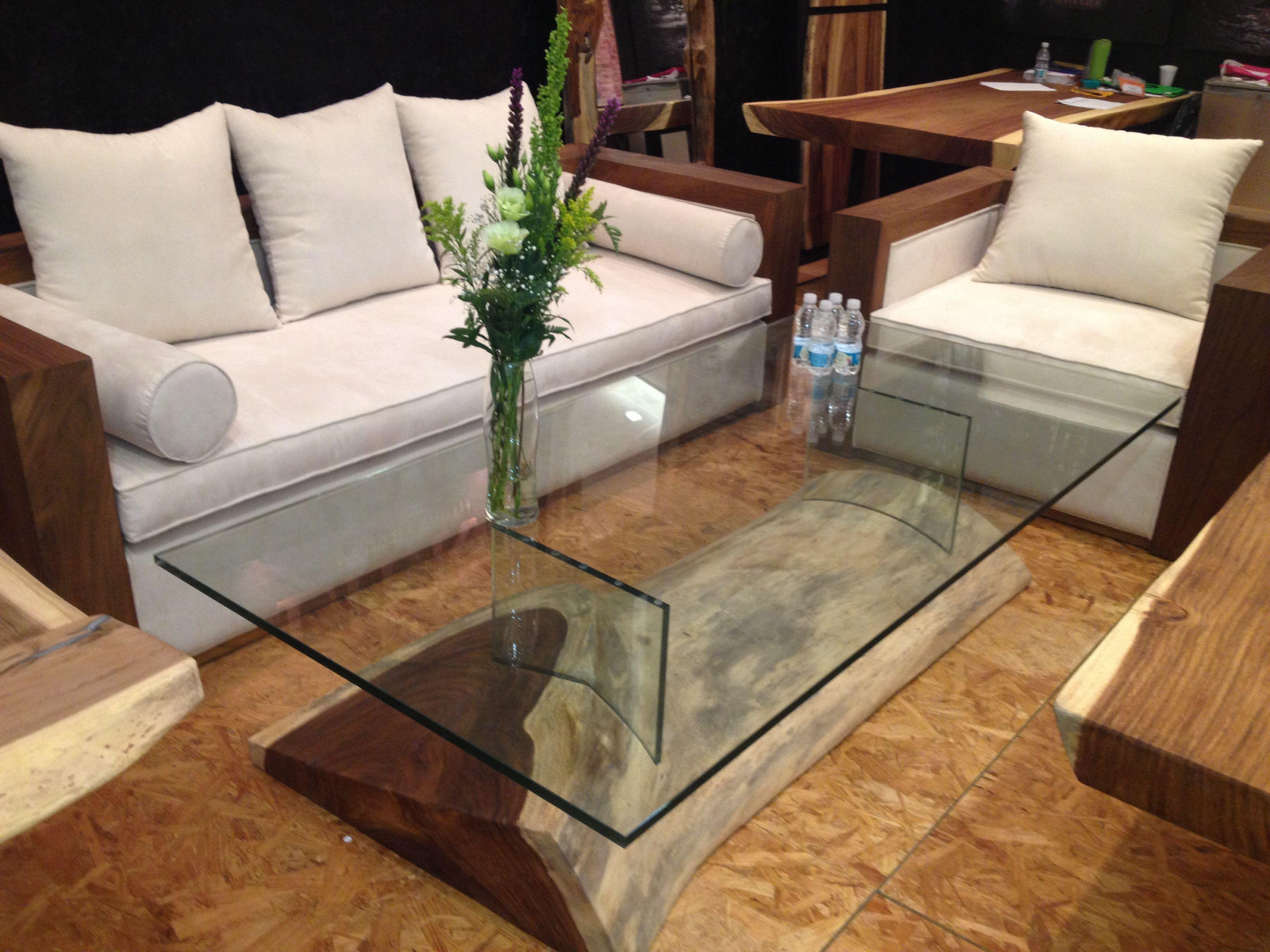 Parota Coffe Table