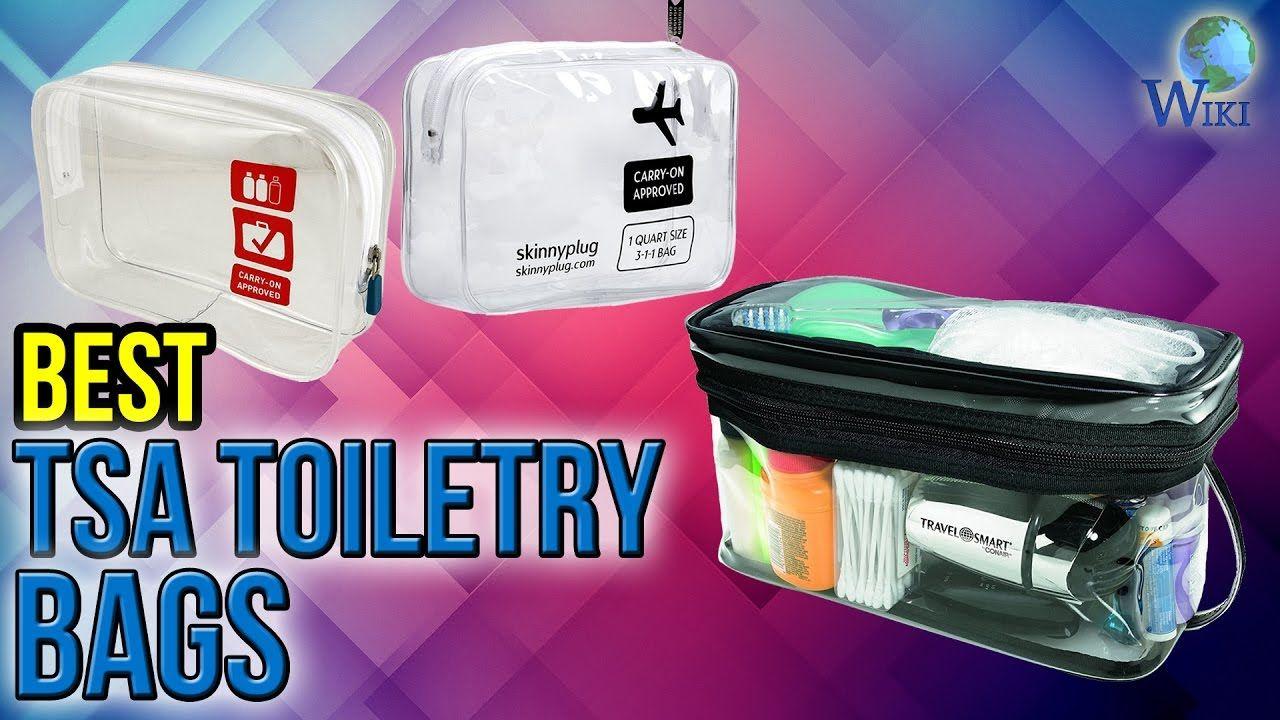 941b3935085b 10 Best TSA Toiletry Bags 2017 - YouTube Bags 2017