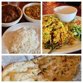 Himalayan Kitchen Lunch For 2 Came Out To 35 For All This