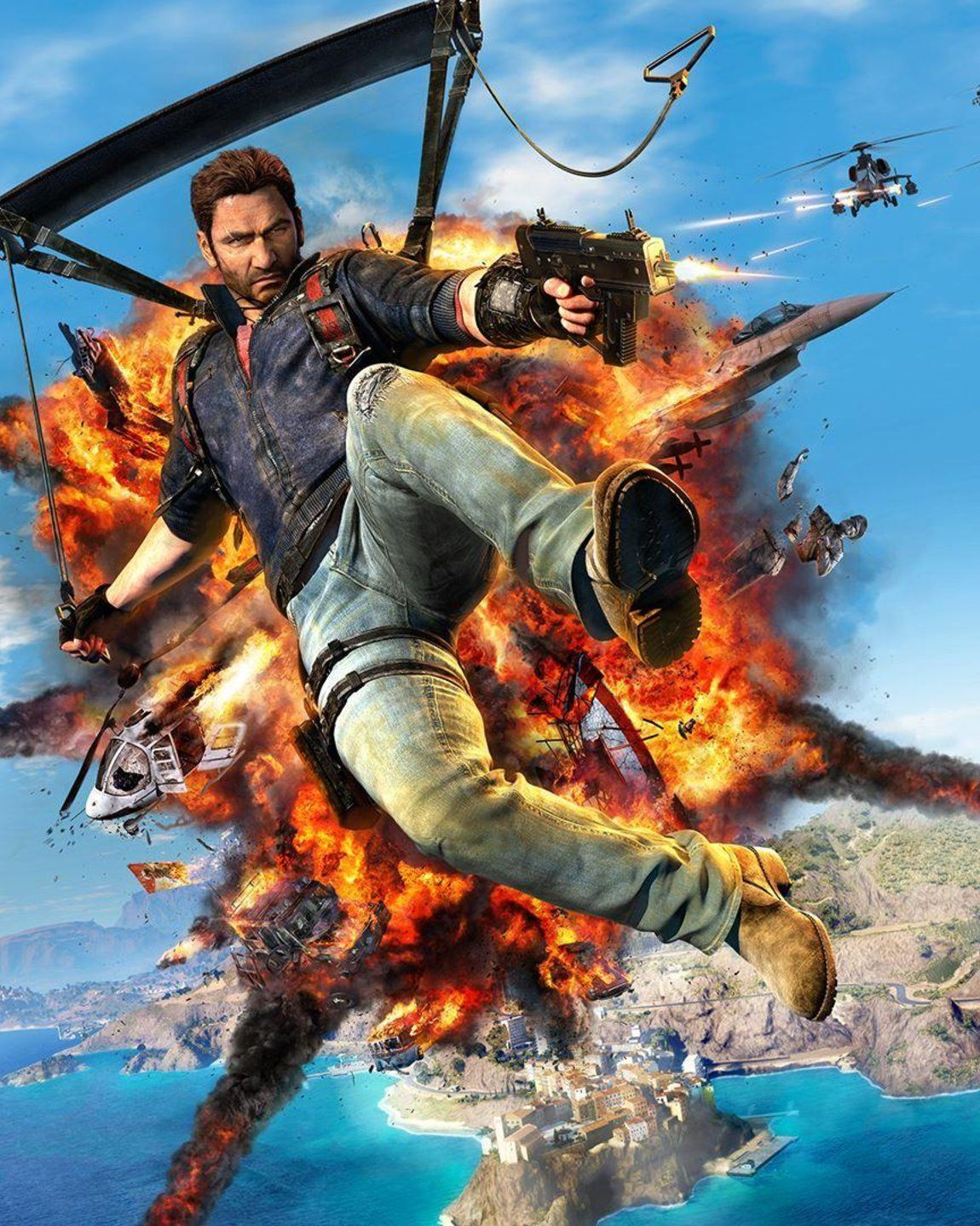 Just Cause 3 Wallpapers Top Free Just Cause 3 Backgrounds Wallpaperaccess Just Cause 3 Plus Games News Games