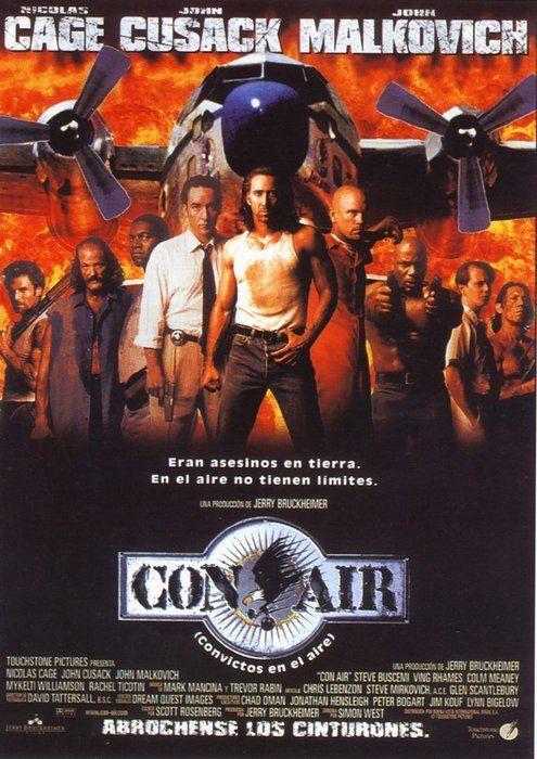 Conair Con Air Air Movie Full Movies
