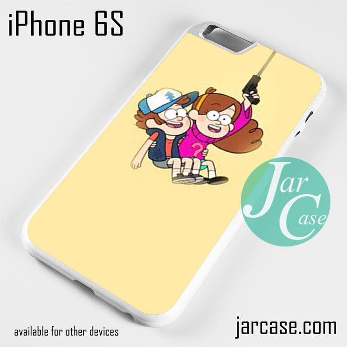 Gravity Falls Dipper And Mabel Phone Case For Iphone 66s6