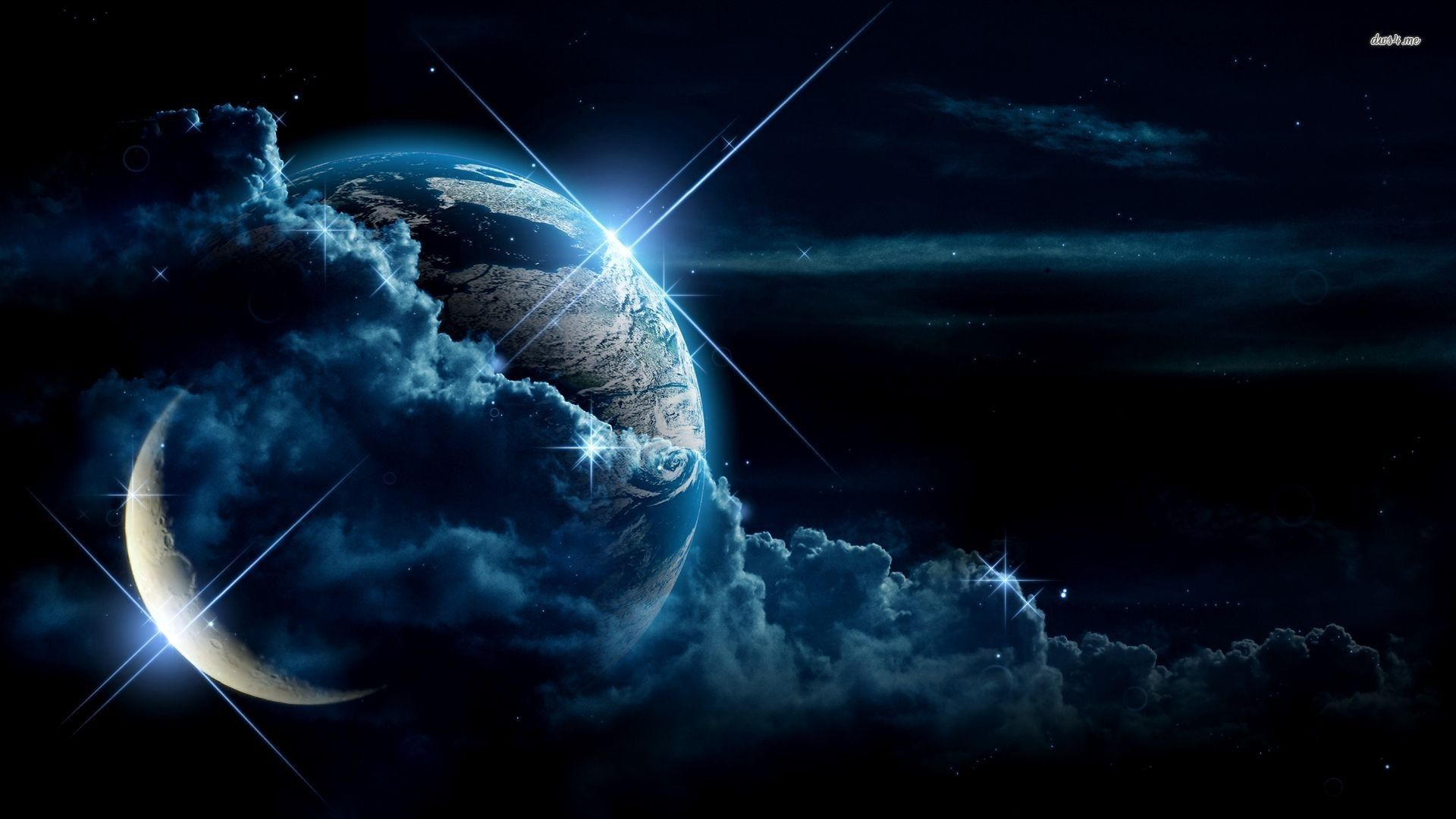 """Psalm 191 """"The heavens declare the glory of God"""" by Mary"""