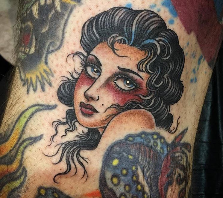 Image by monty man on tattoos horse tattoo head tattoos