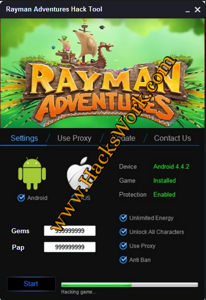 rayman adventures ios guide