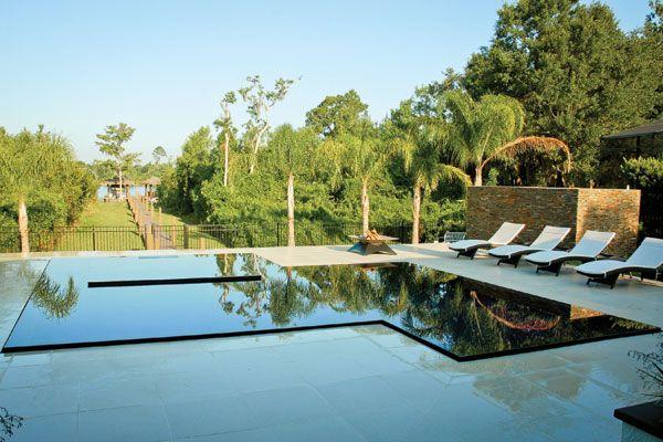 Zero edge pool zero edge pool construction california - Swimming pool builders california ...