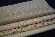 Cotton Fabric Fat Quarters Bundle