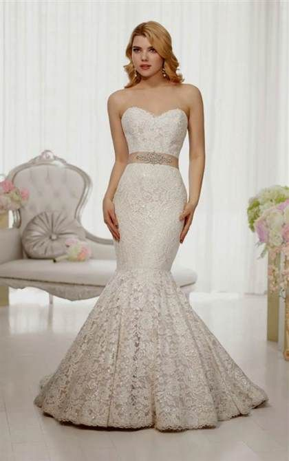 Awesome Wedding Dresses Sweetheart Neckline Mermaid Style With Bling 2018 2019 Check More At