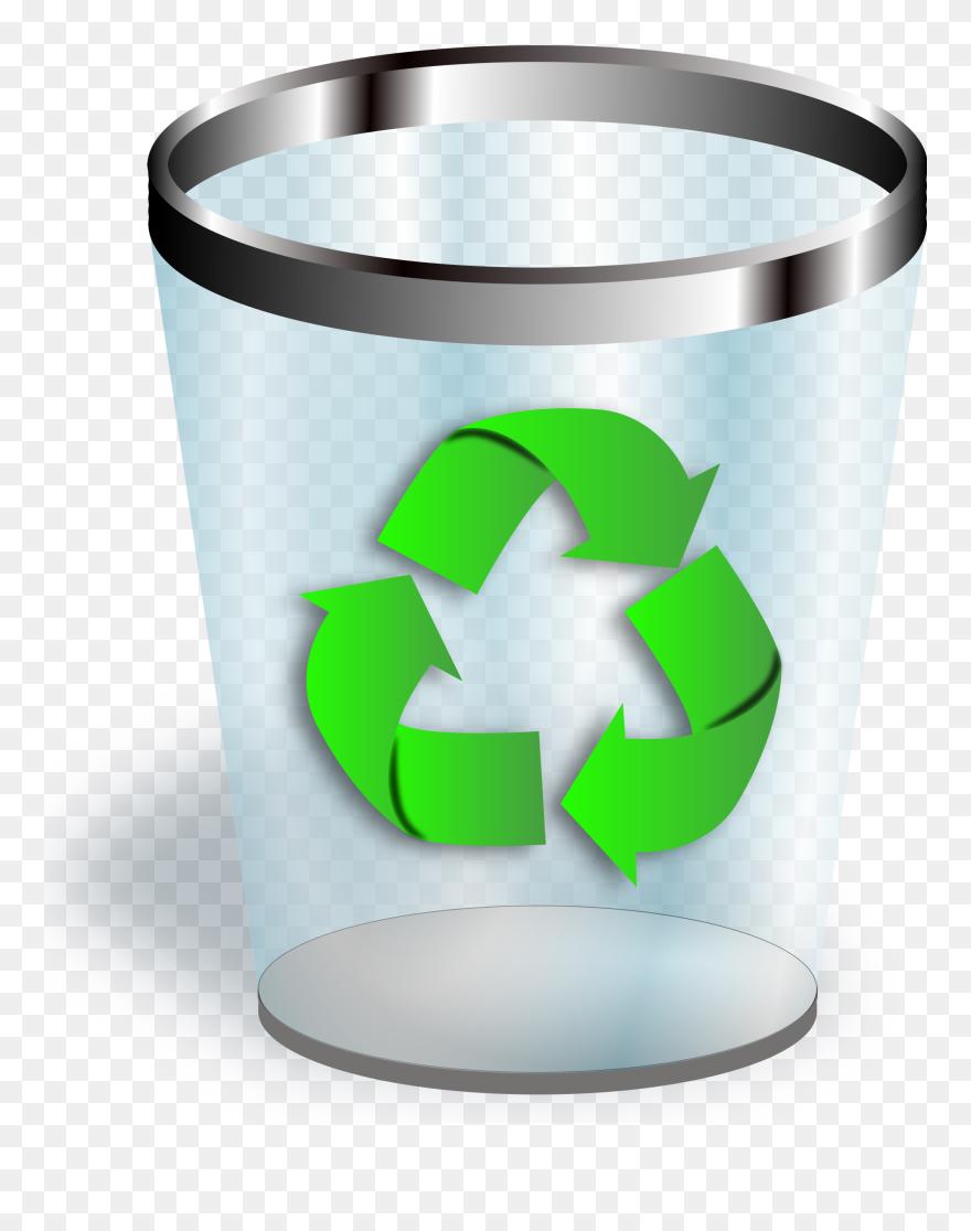 Trash Big Image Png Recycle Bin Icon Png Clipart Recycle Bin Icon Recycling Bins Recycling
