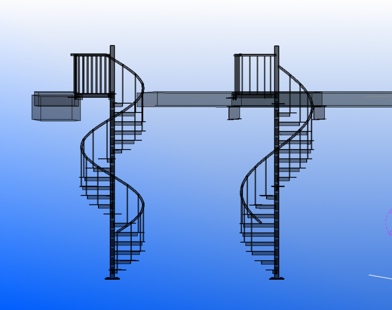 3 New York Plaza Shop Drawings For Spiral Stairs Thesis
