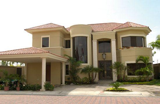 30 fachadas de casas modernas y lujosas casas modernas