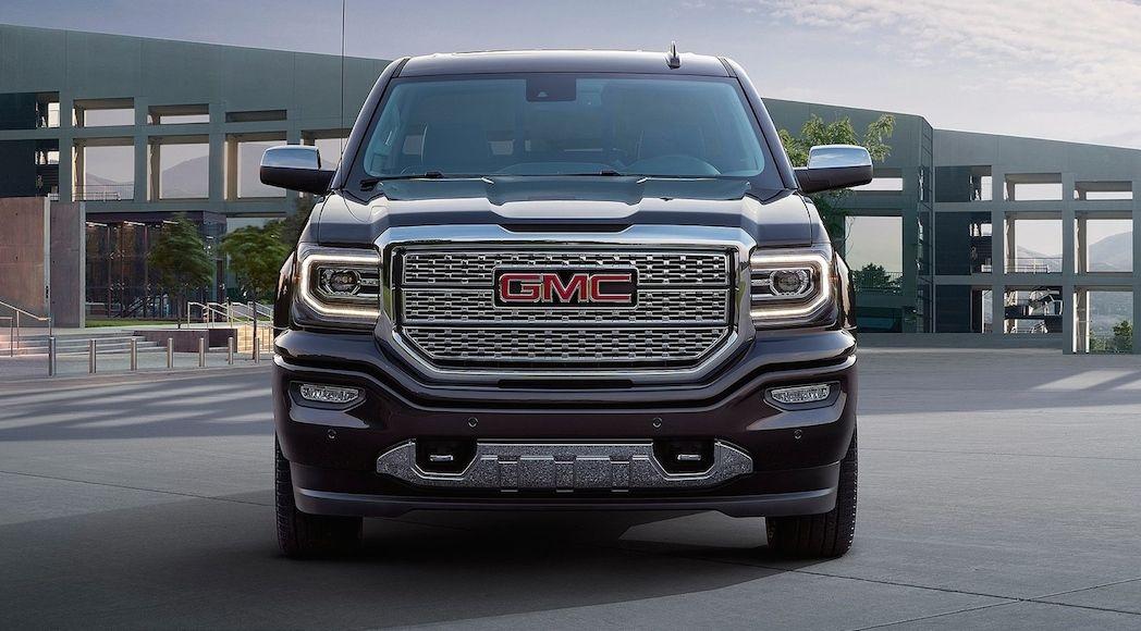 Gmc Denali Ultimate 2017 L Ultime Camionnette De Luxe Gmc