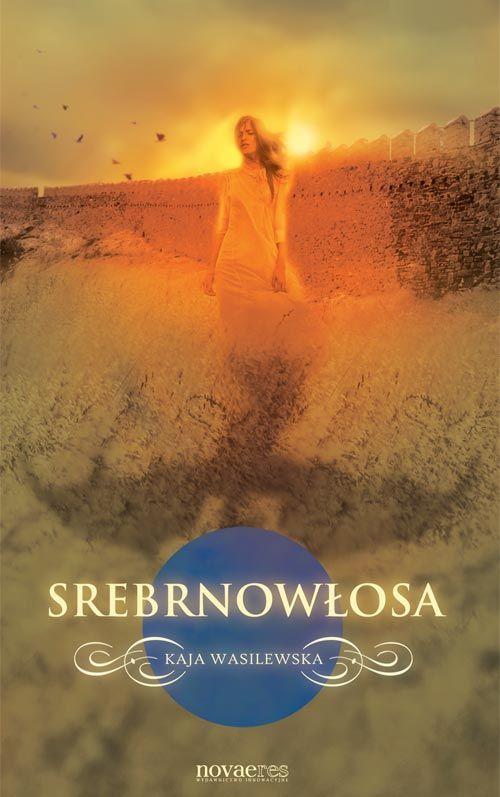 Okładka z efektami specjalnymi. http://debiutext.co.pl/20596,srebrnowlosa-kaja-wasilewska.html
