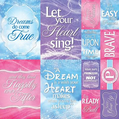 MAGICAL POSTER STICKERS 12