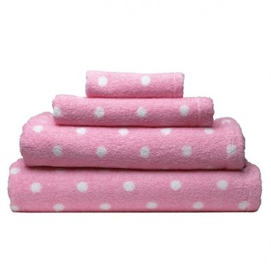 Cath Kidston Handtucher Large Spot Pink Handtuch Nostalgie Im Kinderzimmer Rosa Bader Handtucher