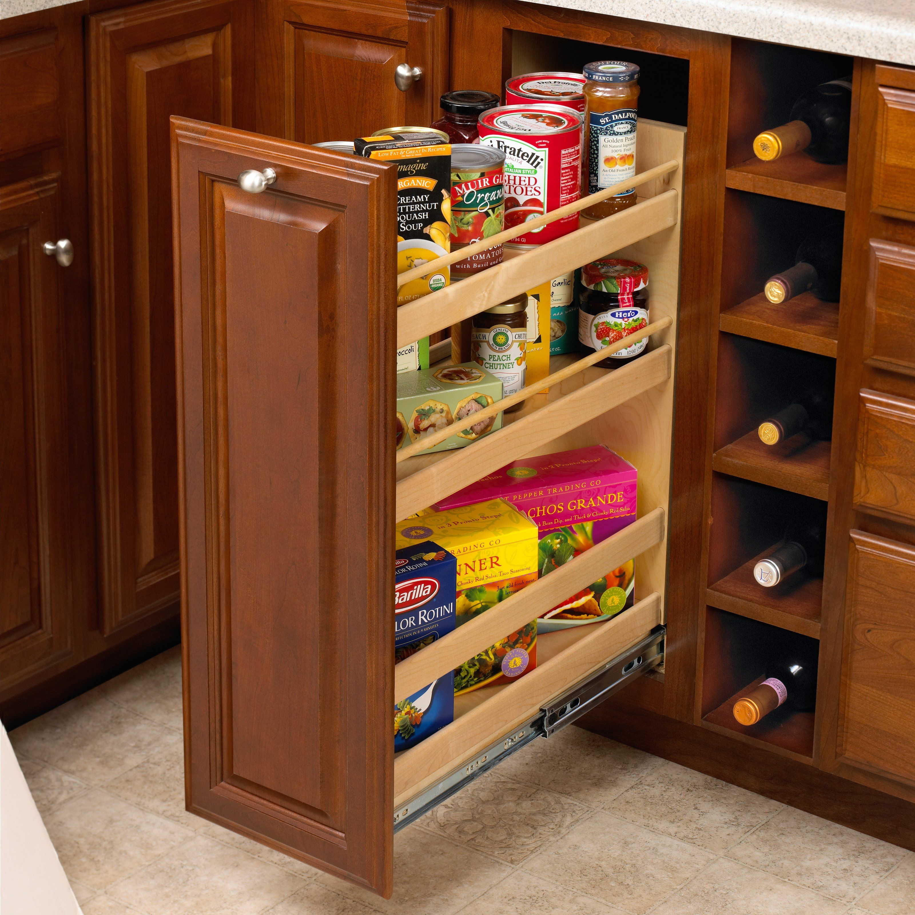 Have to have it. Hoffco Mini Adjustable Pantry $175.99 A ...
