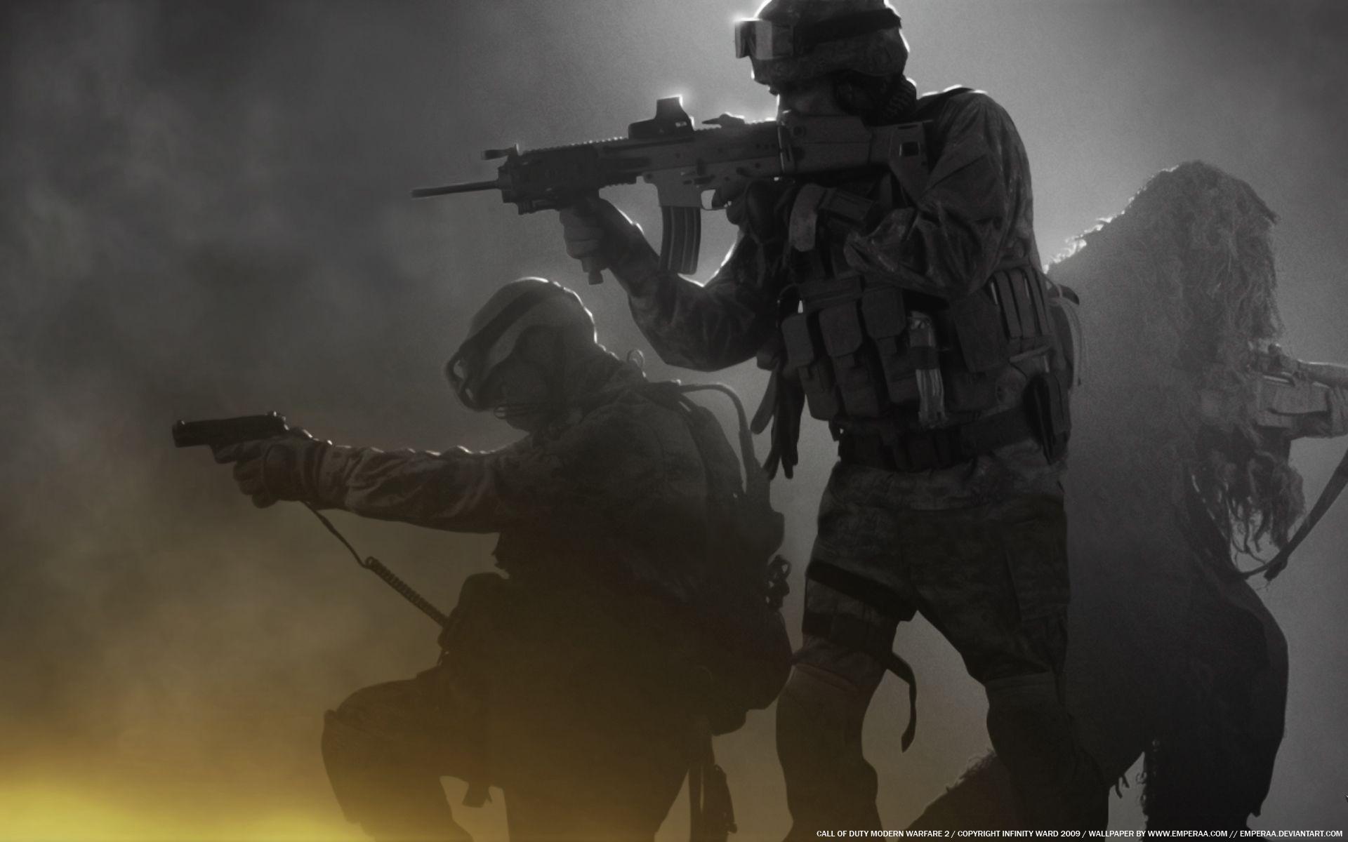 modern warfare 2 - soldiersemperaa   sci-fi & fantasy