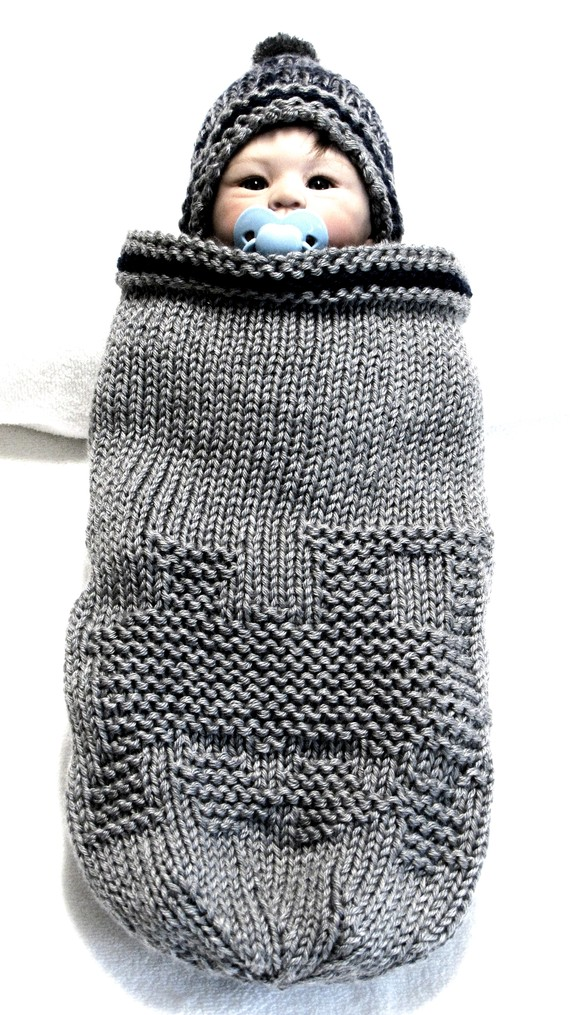 TRAIN Cocoon Knitting Pattern, & Beanie Hat Cocoon - Free Pod ...