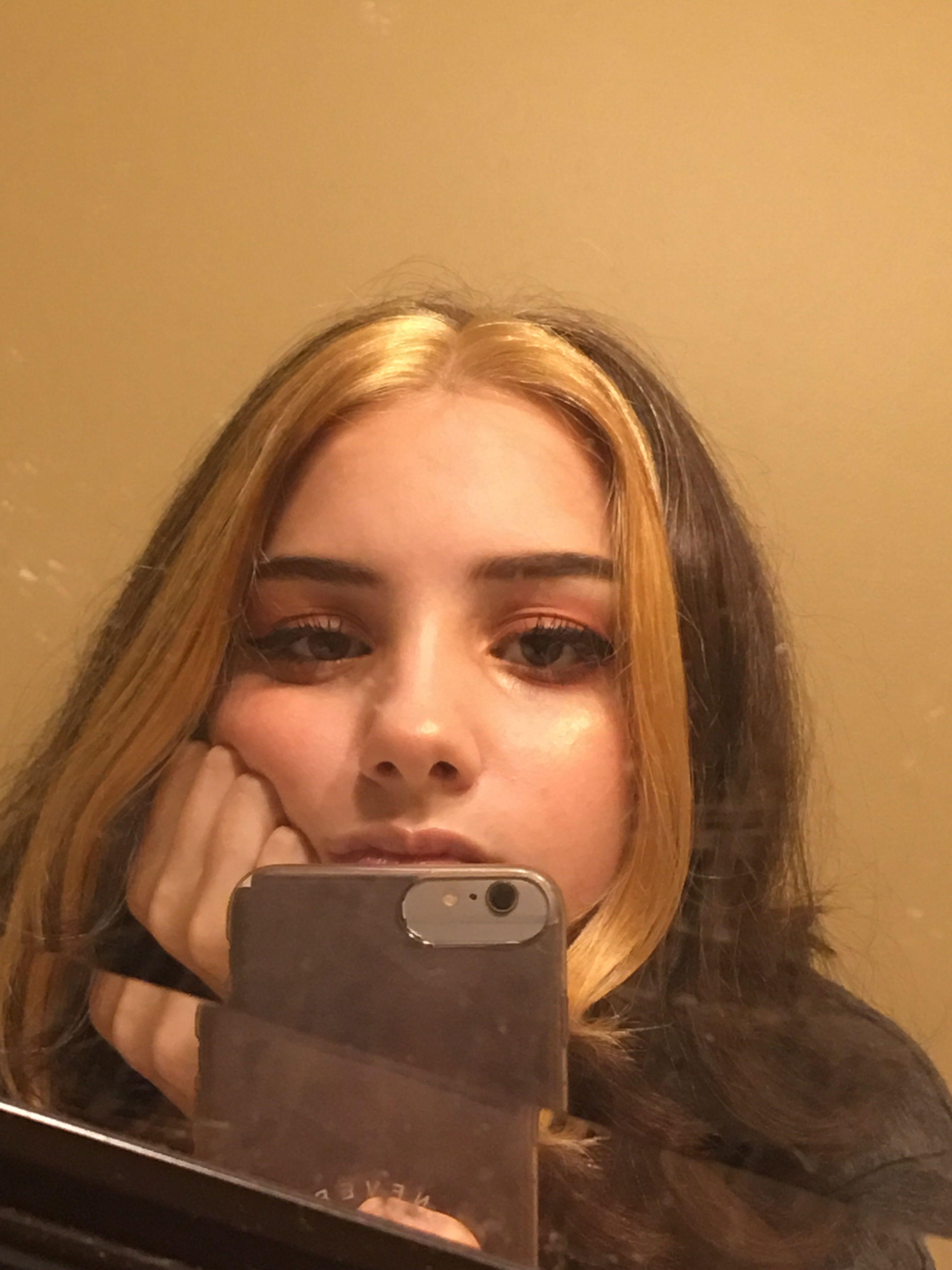 Hair Inspo Color Grunge Hair Hair Streaks