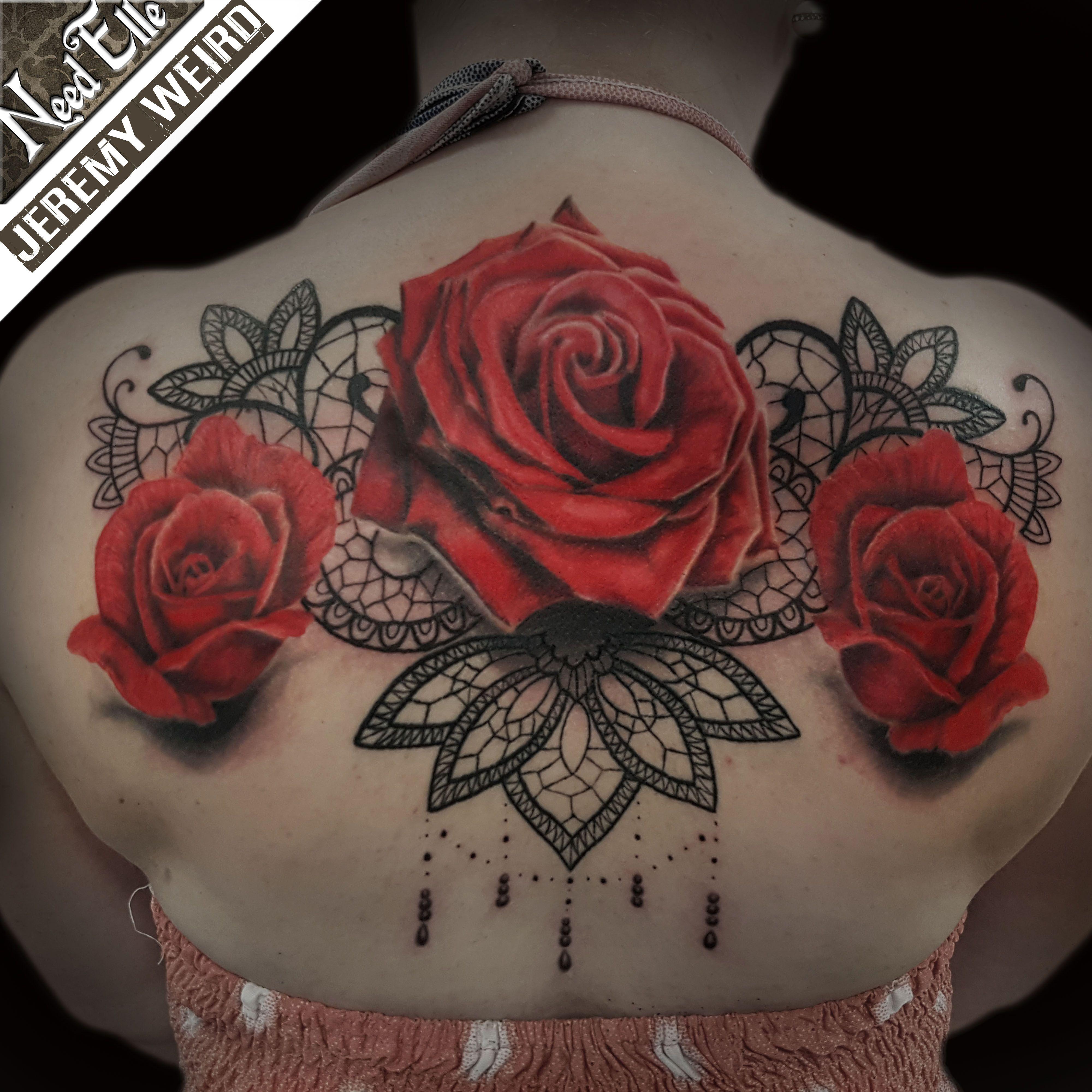 Epingle Sur Tattoos By Jeremy Weird Tatouages Par Jeremy Weird