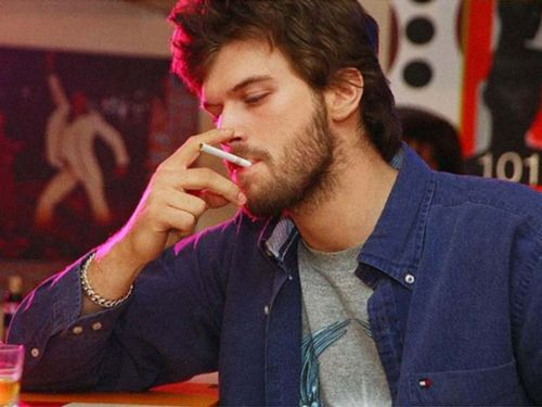 Dating a guy who smokes cigarettes