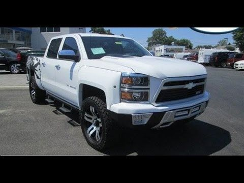 2014 Chevy Silverado 1500 Supercharged Southern Comfort Reaper