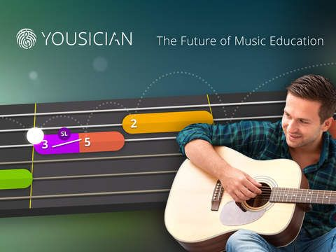 Yousician Guitar - The ultimate tab game with tuner, songs