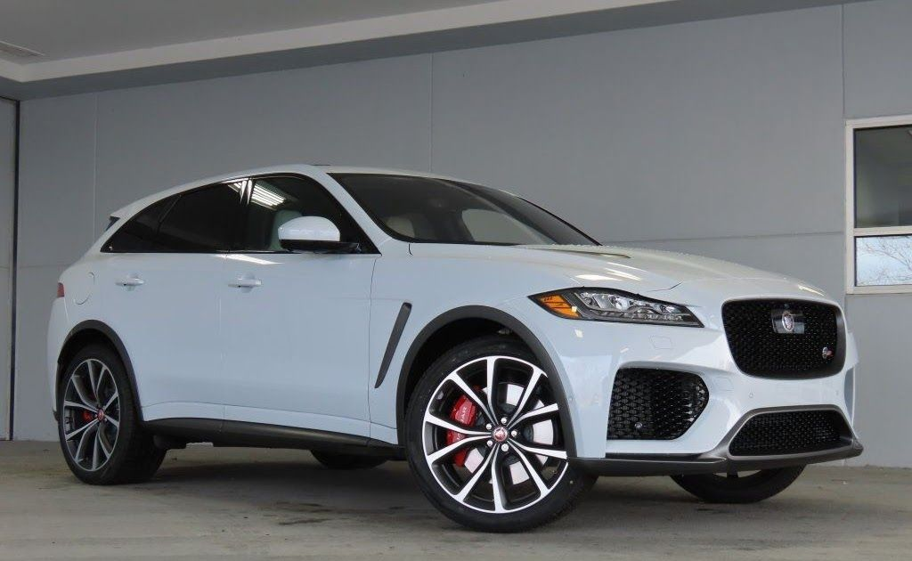 Pin By Ali Glasscock On Dream Car New Jaguar Suv For Sale Jaguar Fpace