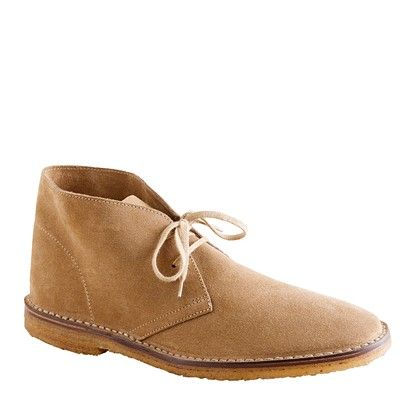 Suede MacAlister boots
