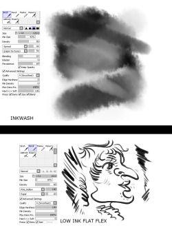 sai brushes   Tumblr   Art [SAI BRUSHES]   Sai brushes, Paint tool