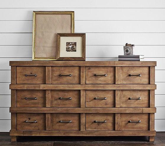 Owen Extra Wide Dresser | Pottery Barn Kids. Bedroom ...