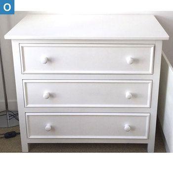 commode blanche avec plan langer baudou commode. Black Bedroom Furniture Sets. Home Design Ideas
