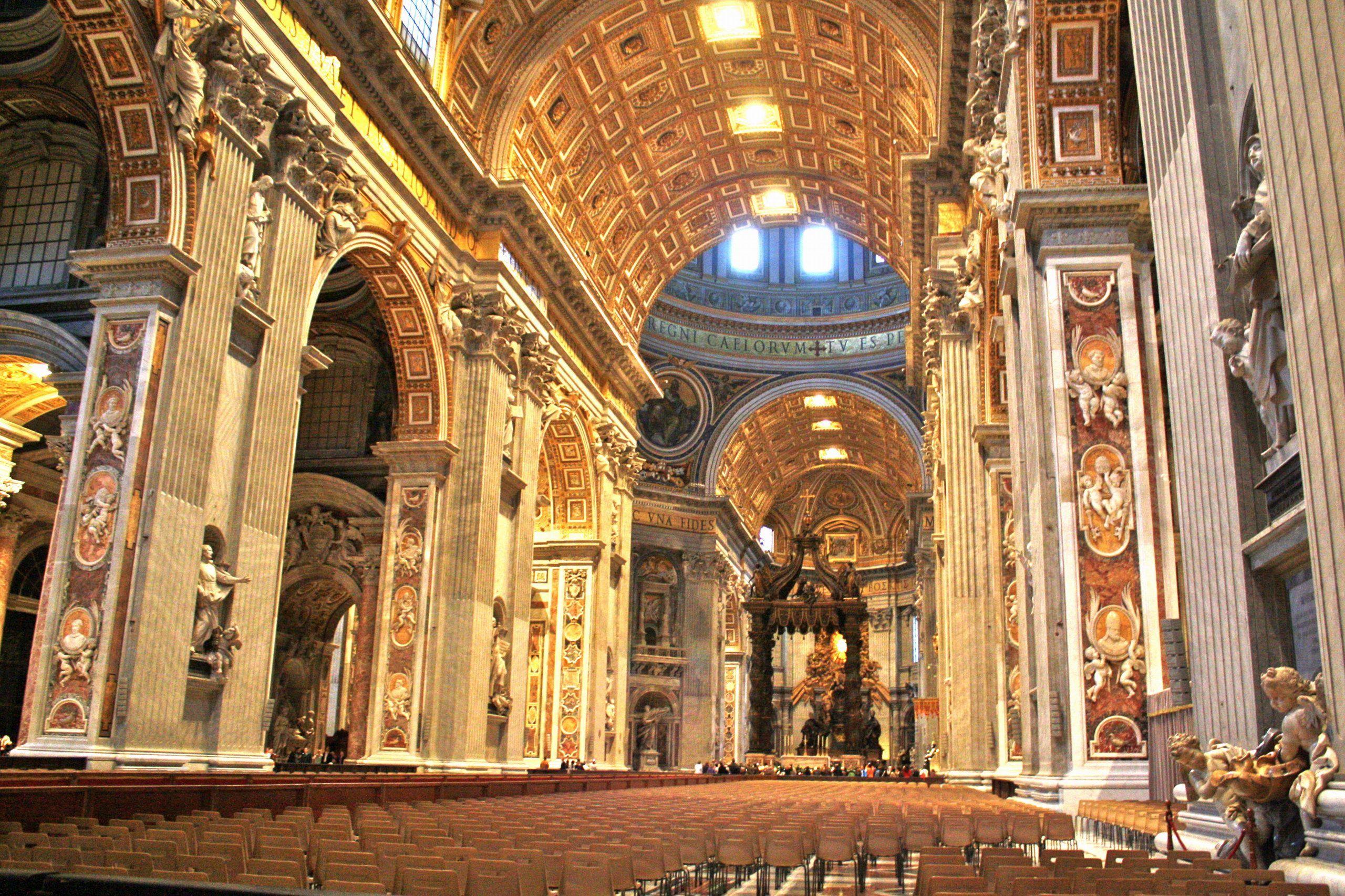 St. Peter's Basilica Vatican City St peters basilica