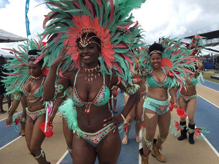 Image result for carnival barbados -rihanna