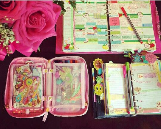 Why have 1 planner when you can have 2?