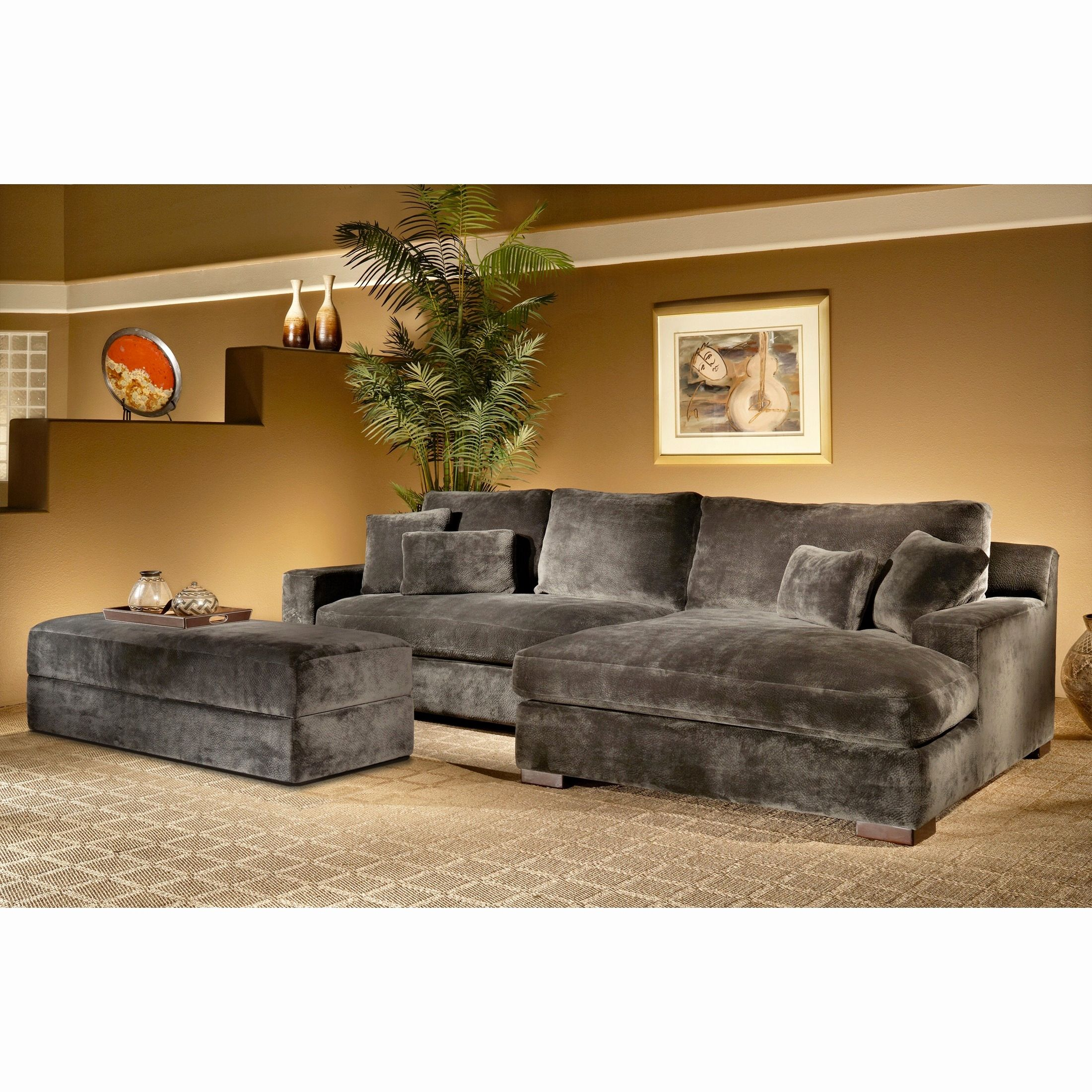 Elegant Extra Wide Sectional Sofa Pictures Extra Wide Sectional