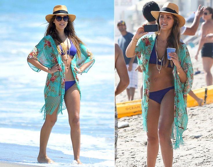 How To Wear: Rocking The Kimono Jacket Like A Celeb - KOKO TV ...