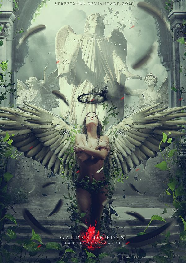 Garden Of Eden By Soufiane Idrassi Via Behance
