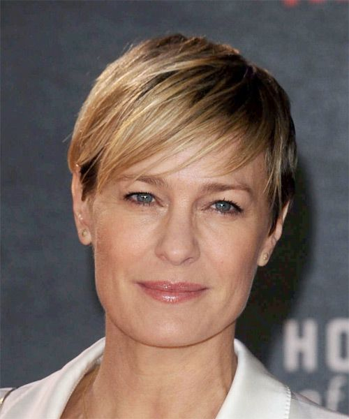 Robin Wright Haircut: Robin Wright Hairstyle
