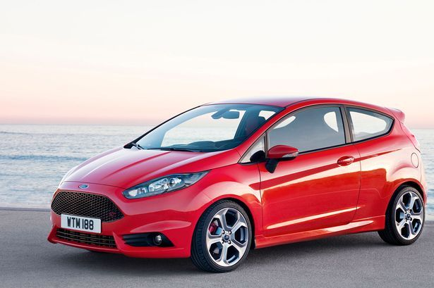 The New Ford Fiesta Is The Fastest Car Around For Under 20 000