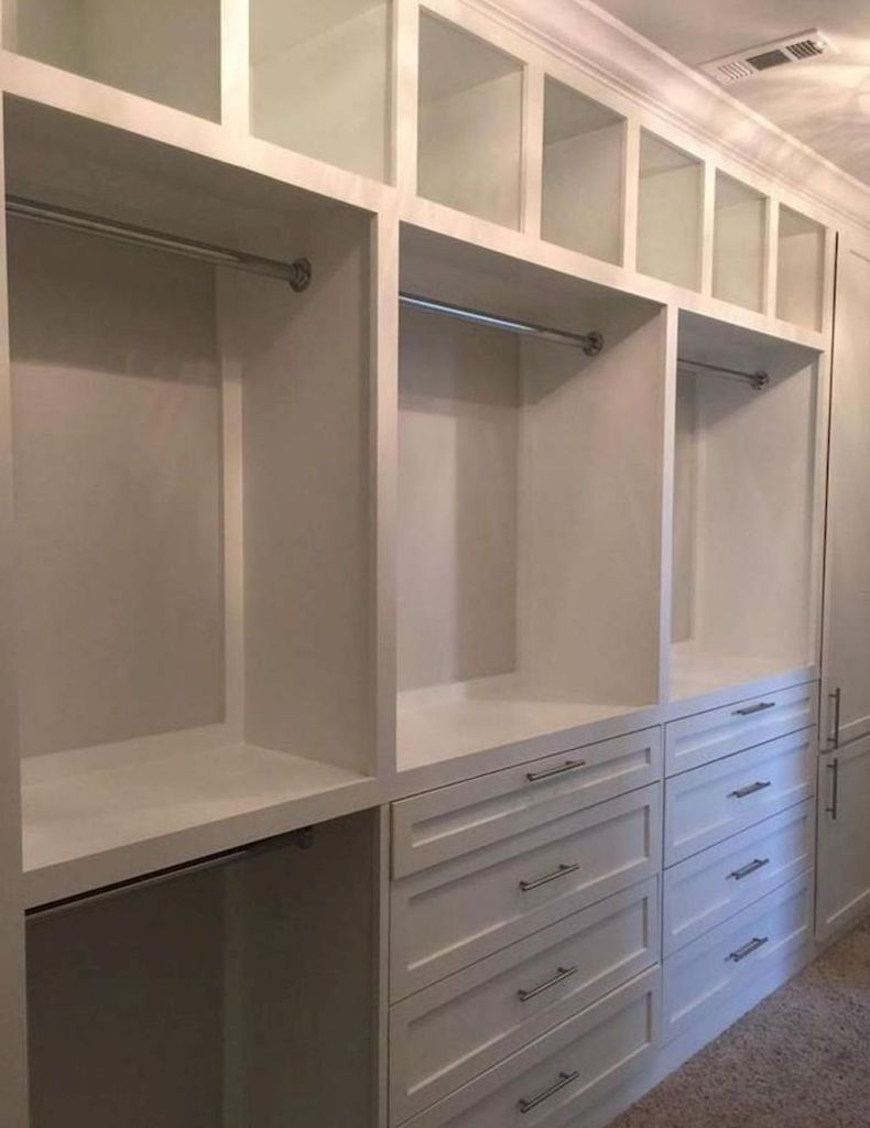 How To Come Up With A Custom Made Closet Design Homemidi In 2020