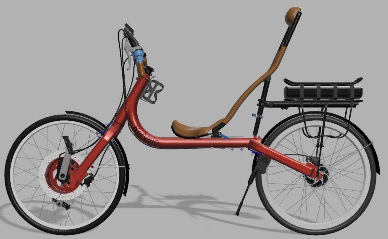 Bikes With Kervelo Transmissions Kervelo Recumbent Bike Workout Recumbent Bicycle Biking Workout